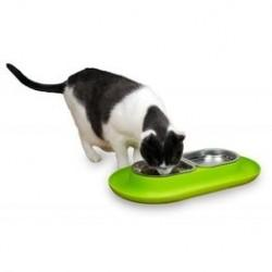 Pet Bowls & Food Containers
